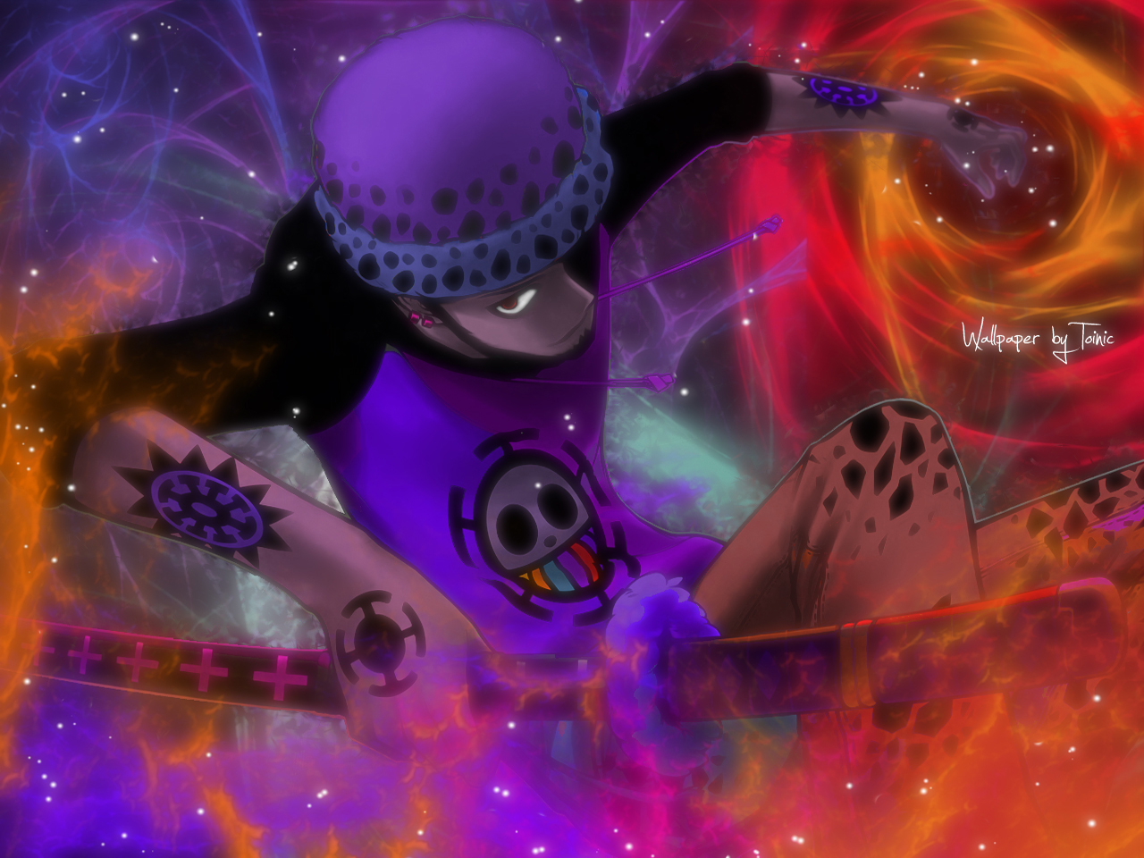 One Piece Trafalgar Law